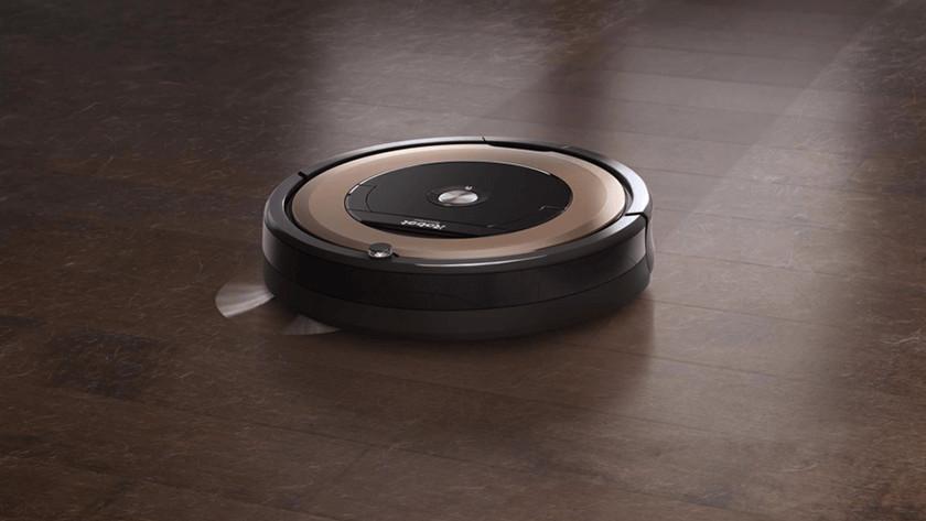 Allergies robot vacuum