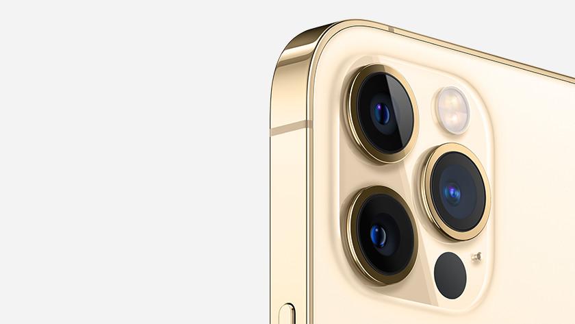 Camera's iPhone 12 Pro
