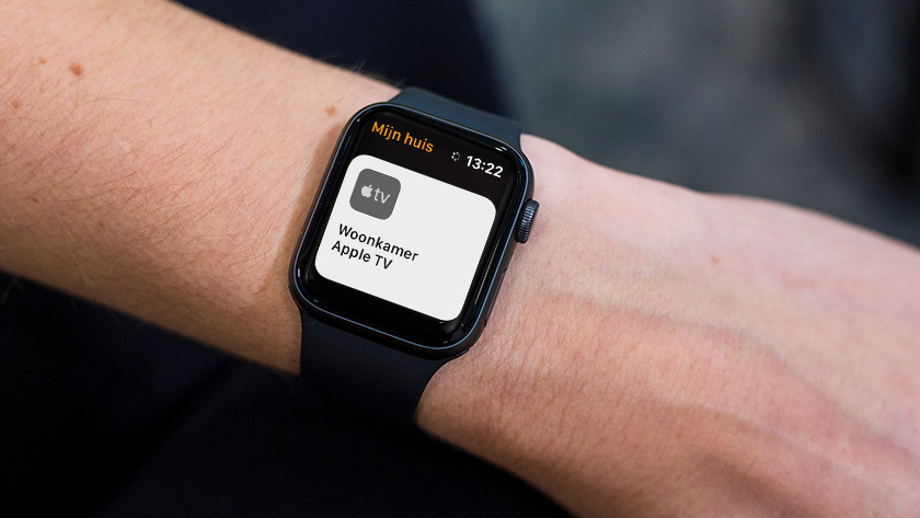 Apple Watch Woning app