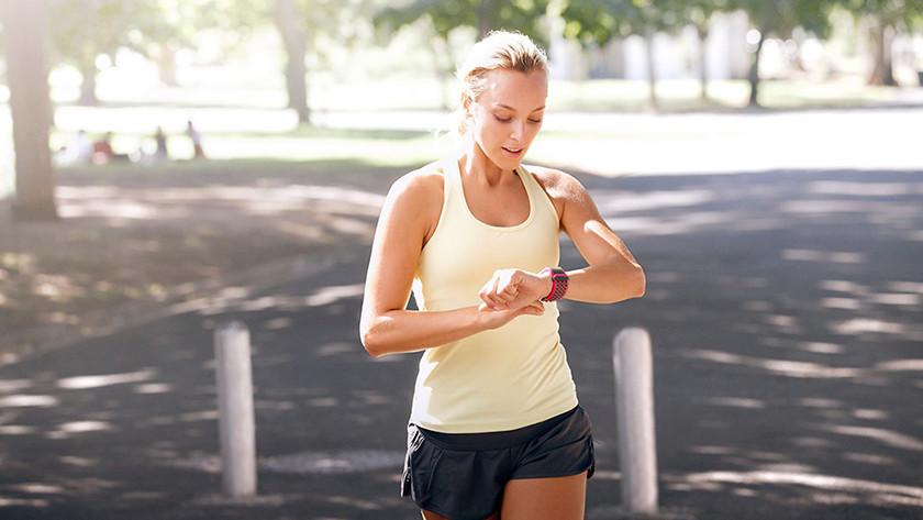 GPS tijdens hardlopen