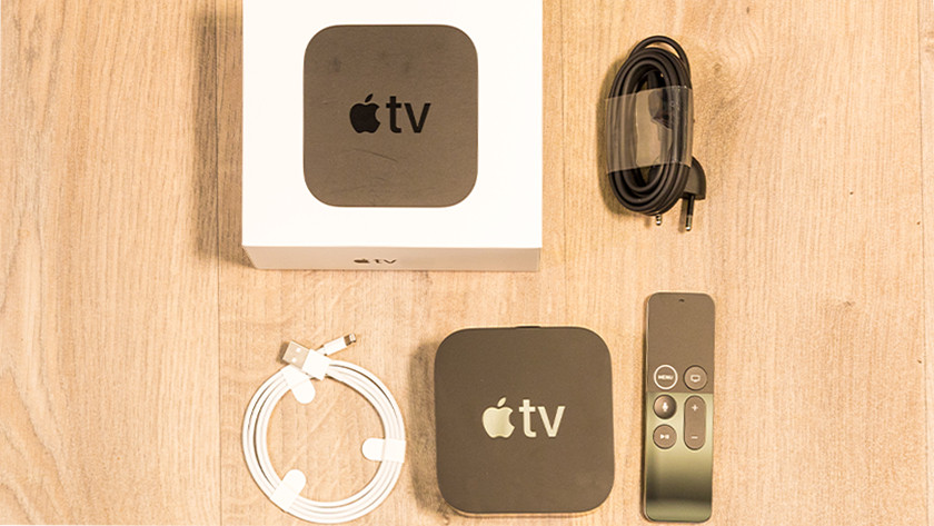 Wat heb je nodig om Apple TV te installeren