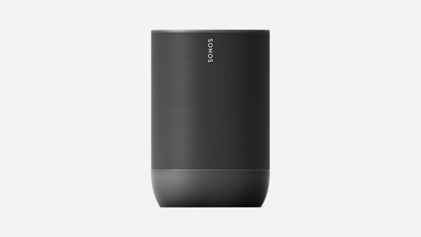 De Sonos Move wifi speaker