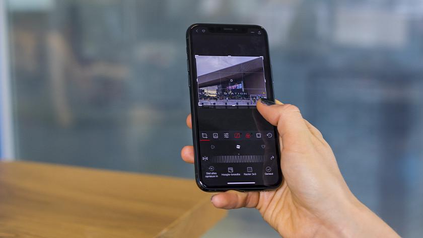 Apple iPhone 11 Pro duimbereik
