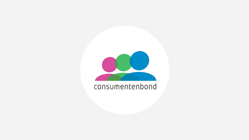 Het logo van de Consumentenbond.
