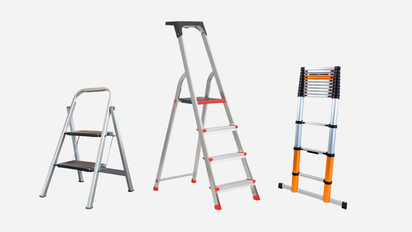 Different type of ladders