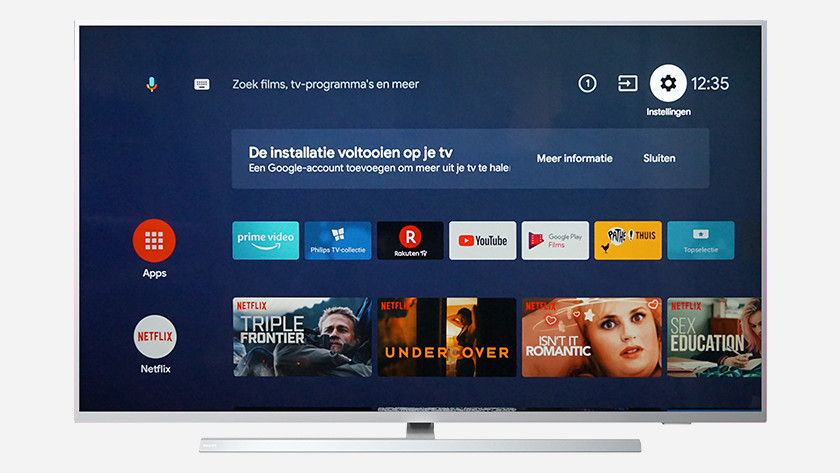How do I reset my Philips television to factory settings? - Coolblue
