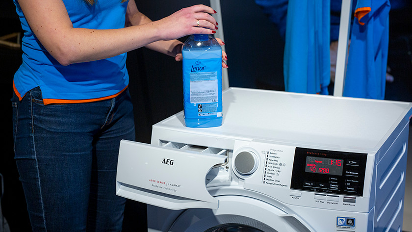 AEG L6FBN6862 detergent drawer