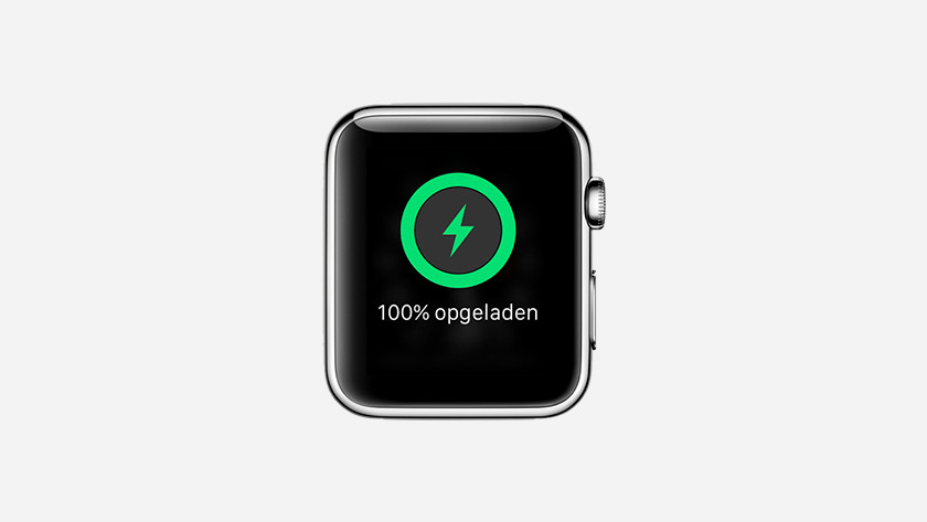 Apple Watch opladen