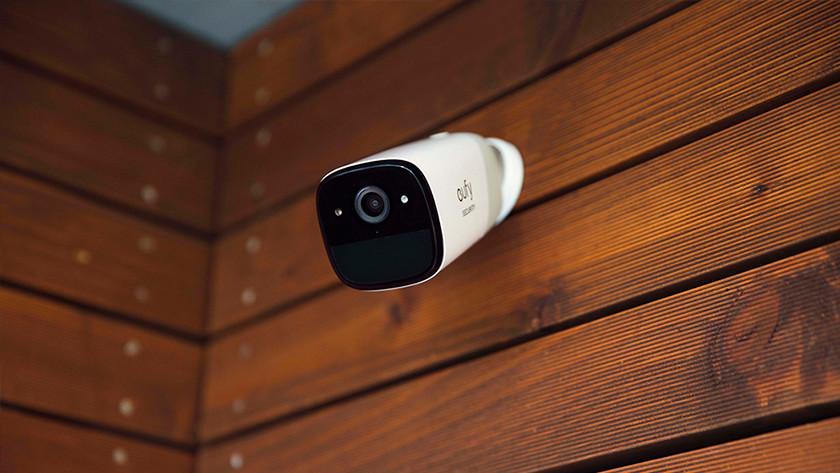 IP camera intrusion prevention