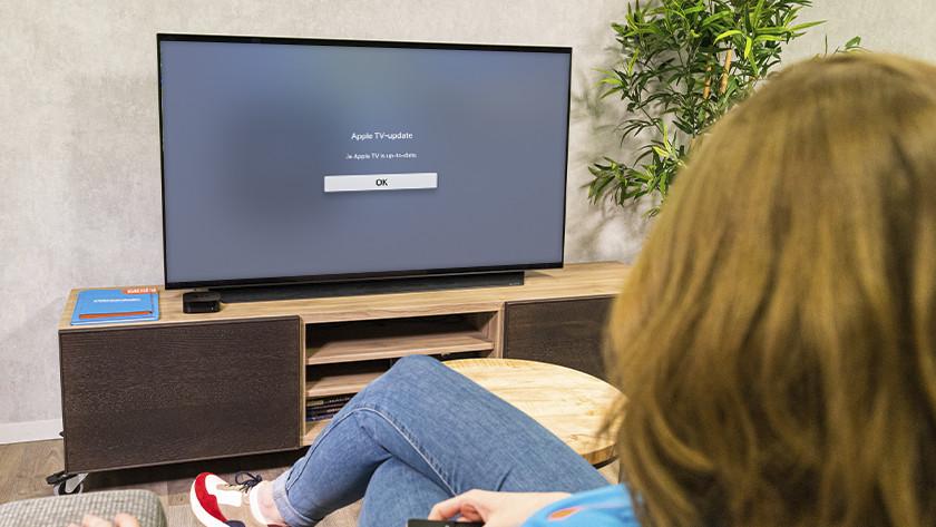 Update Apple TV (3e generatie)