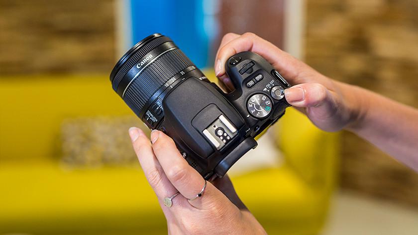 Filmfuncties Canon EOS 200D