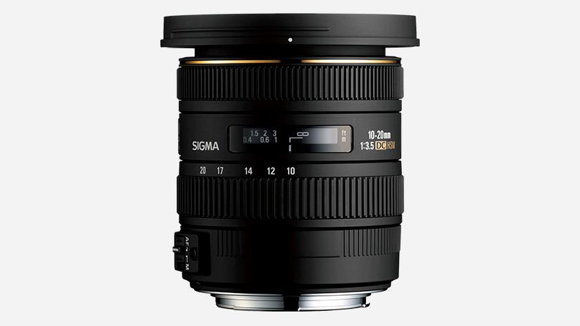 Afkortingen Sigma lens
