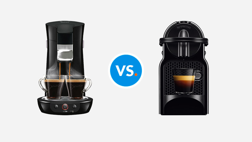 Compare coffee machines