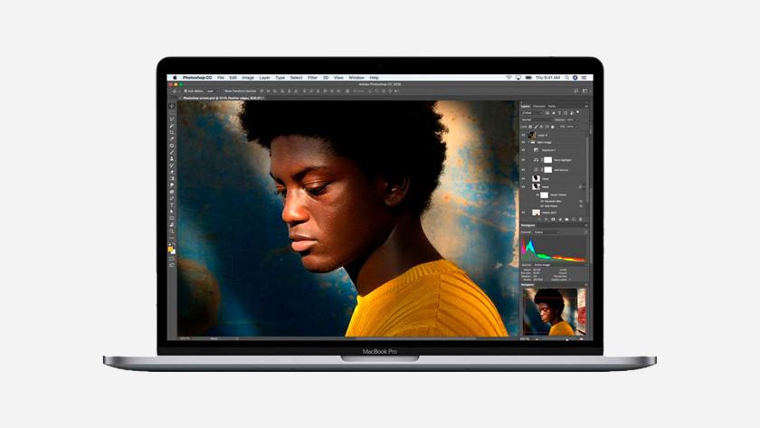 Processor Apple MacBook Pro 2018