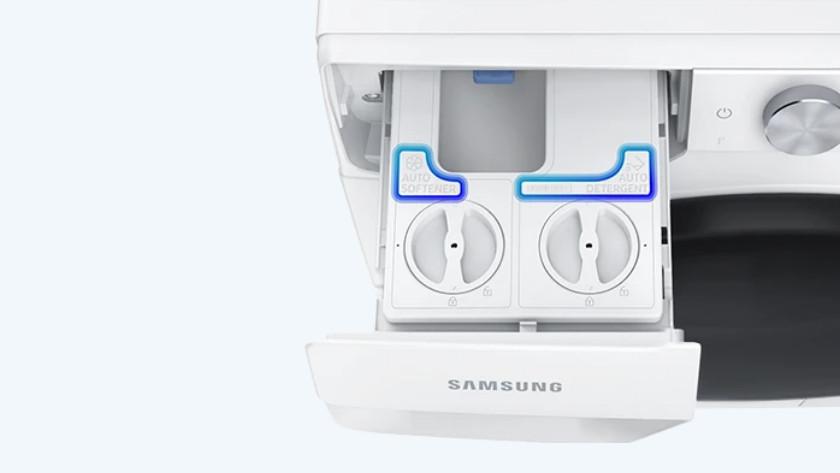 Automatische wasmiddeldosering