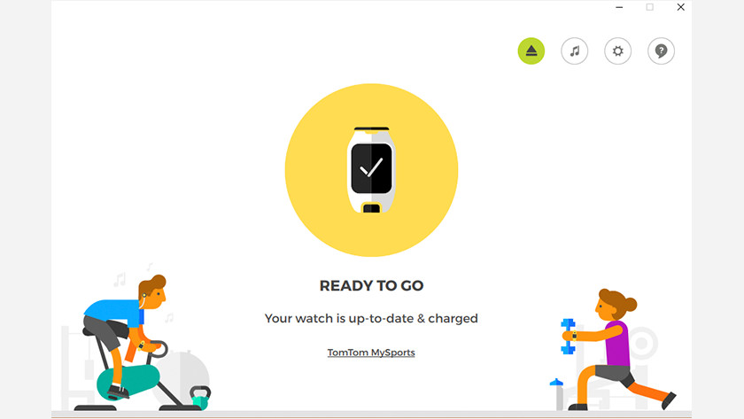 How can I reset my TomTom sports watch? - Coolblue - Before