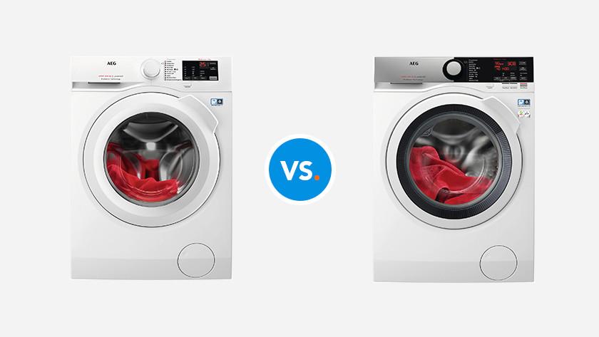 AEG 6000 vs. 7000 wasmachine