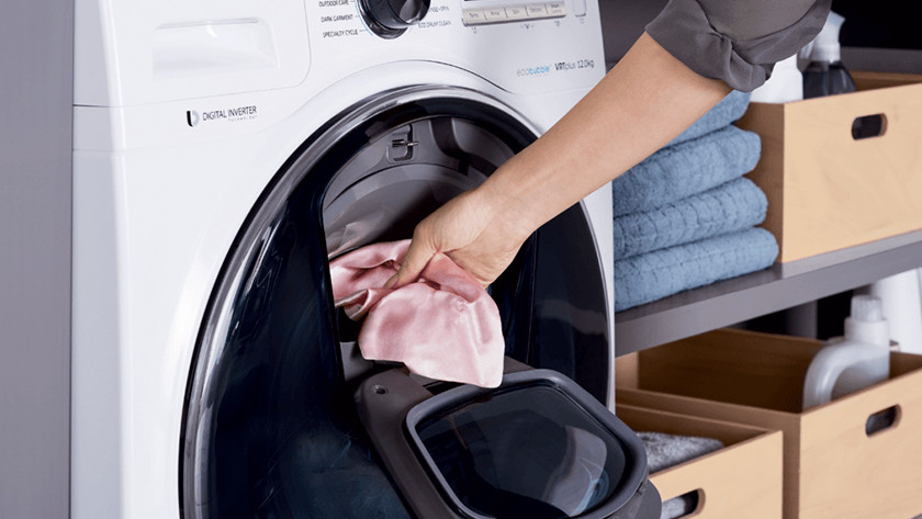 Samsung AddWash wasmachine