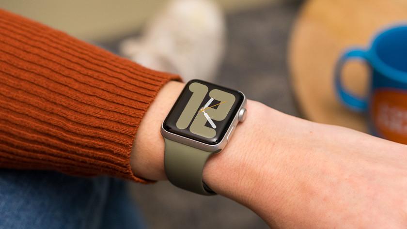 Apple Watch bandje matchen met wijzerplaat