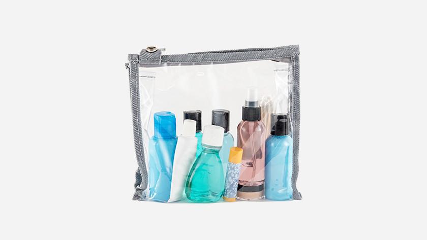 Vloeistoffen handbagage