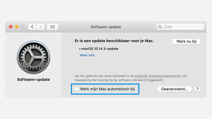 Apple MacOS automatisch updaten