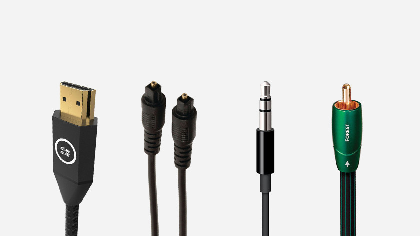 Different cables