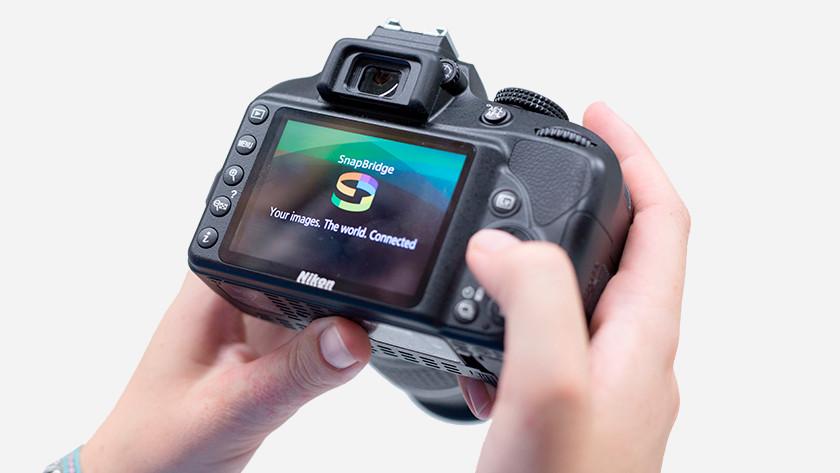 D3400 app