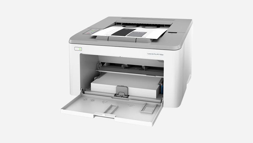 HP LaserJet Pro M118dw gebruik