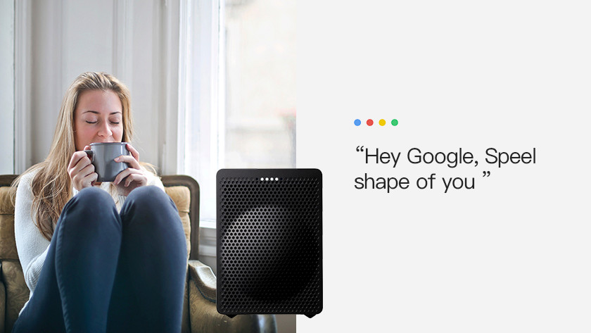 Google Assistant and speakers