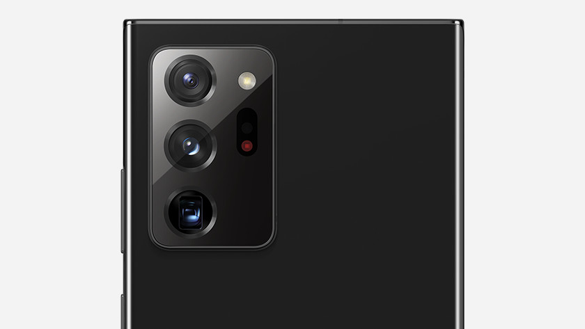 Samsung Note 20 Ultra of Note 20 camera