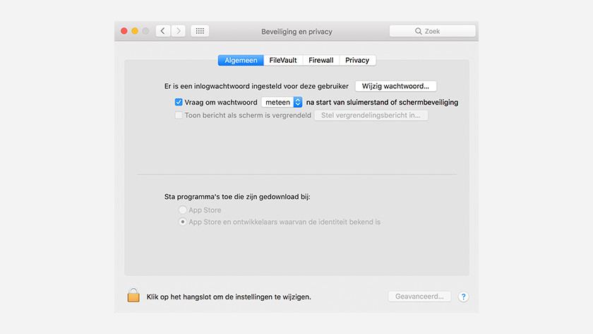 MacOS no need for a virus scanner