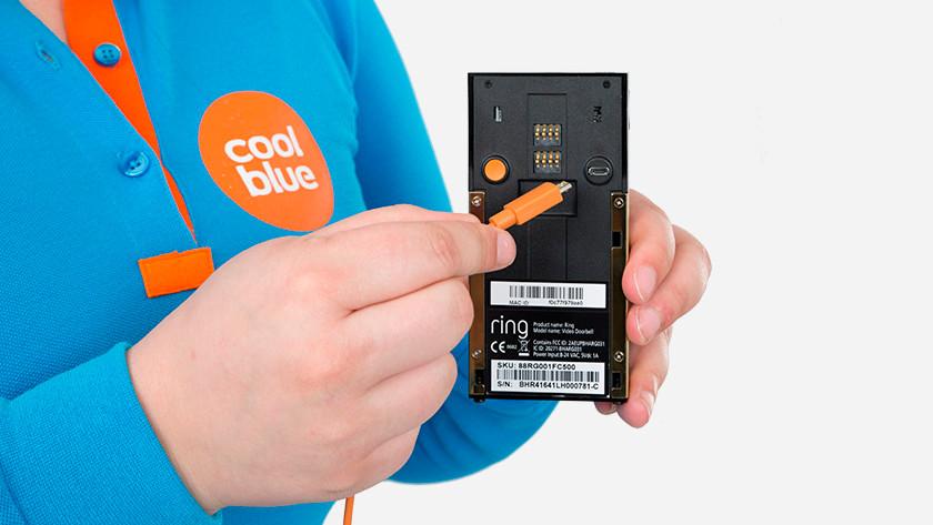 Doorbell connector