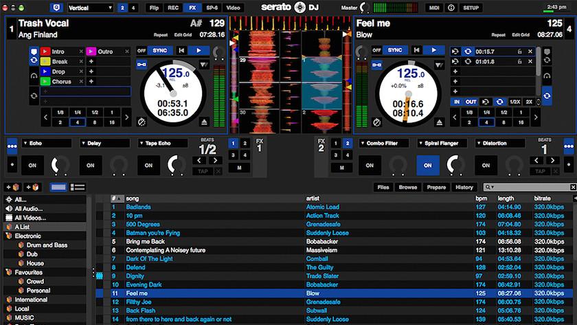 DJ software kind
