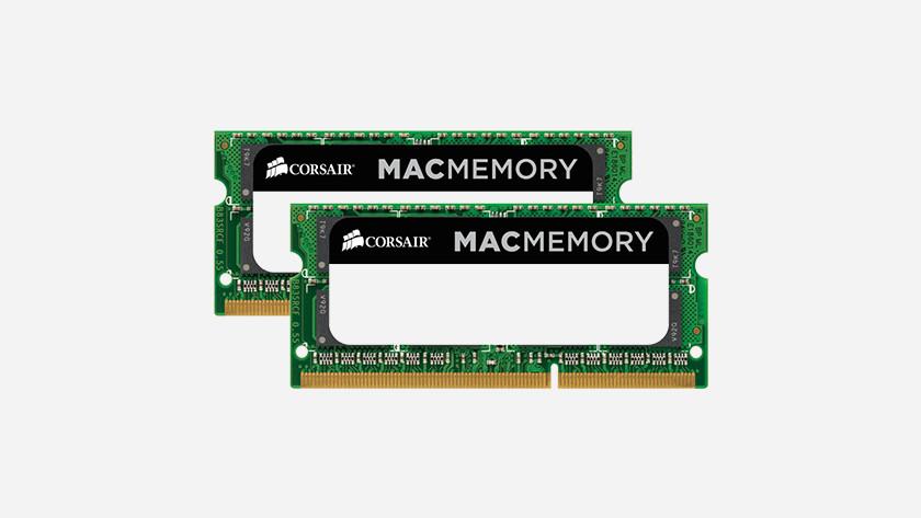 Welke soort ram geheugen heb ik nodig om mijn Macbook te upgraden?