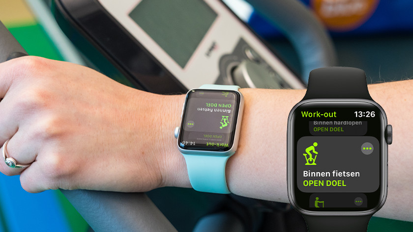 Get started with cycling with the Apple Watch
