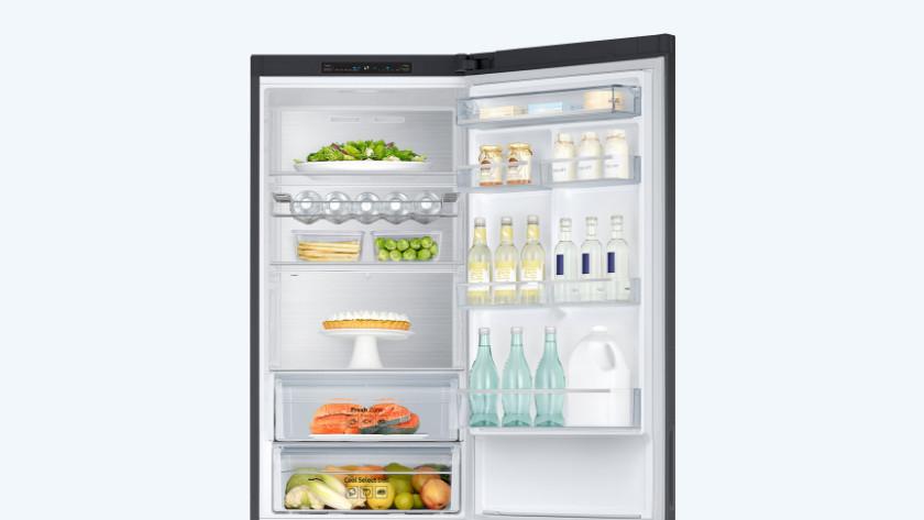 Indelen koelkast