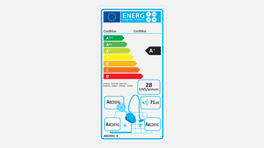 What is the energy label