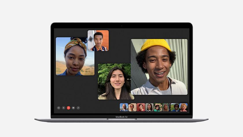 Apple MacBook Air gebruikssituatie