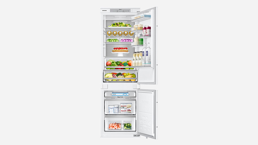 Fridge freezer combinations