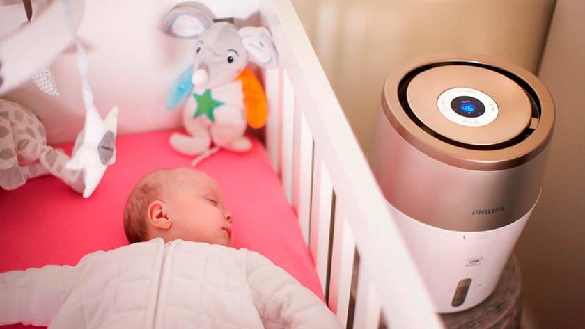 Humidifier nursery