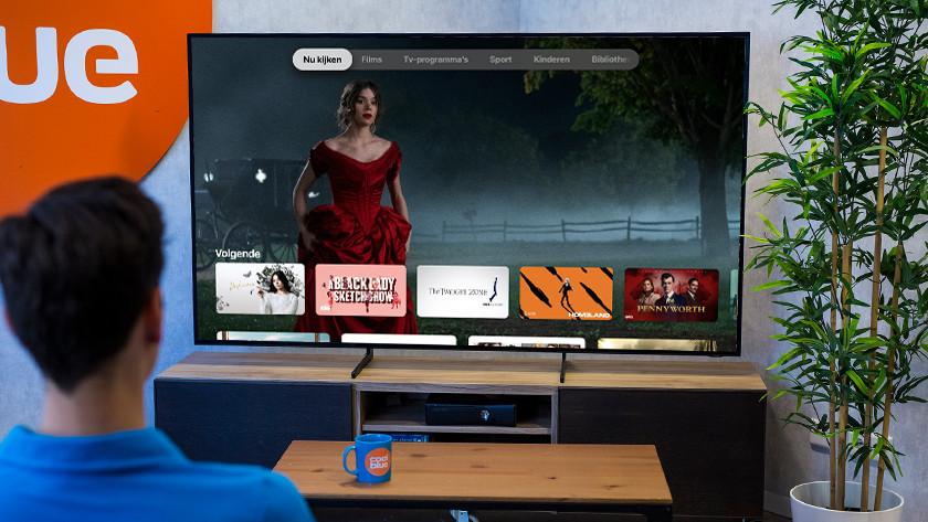 Apple TV app streamingdienst op je smart tv