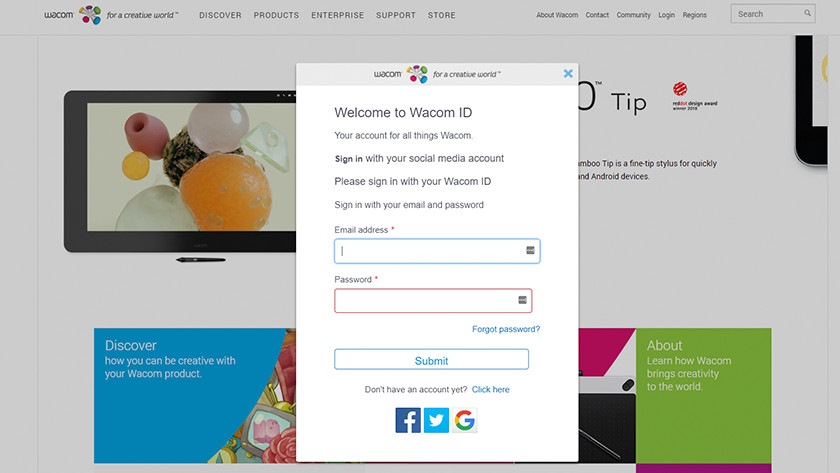 How can I claim the free Wacom software? - Coolblue - Before