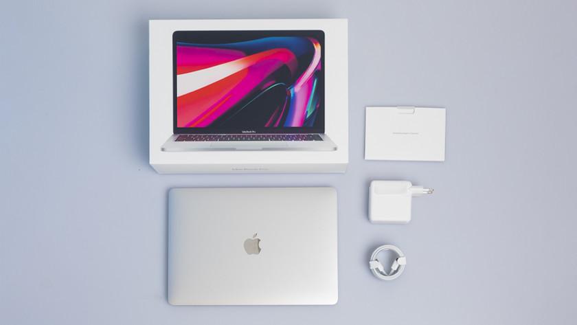 Apple MacBook Pro uit doos
