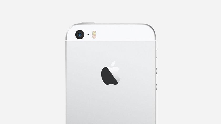 The iPhone SE (2016) camera