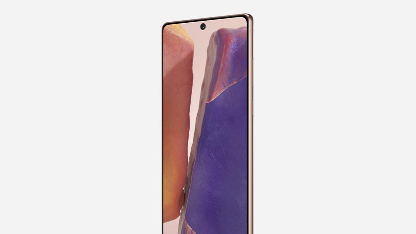 Pre order promo Samsung Note 20