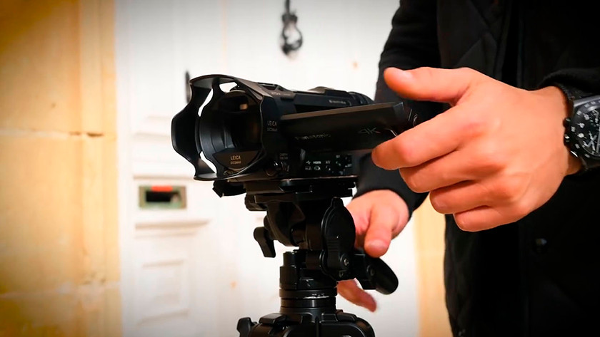 Panasonic lumix camcorder