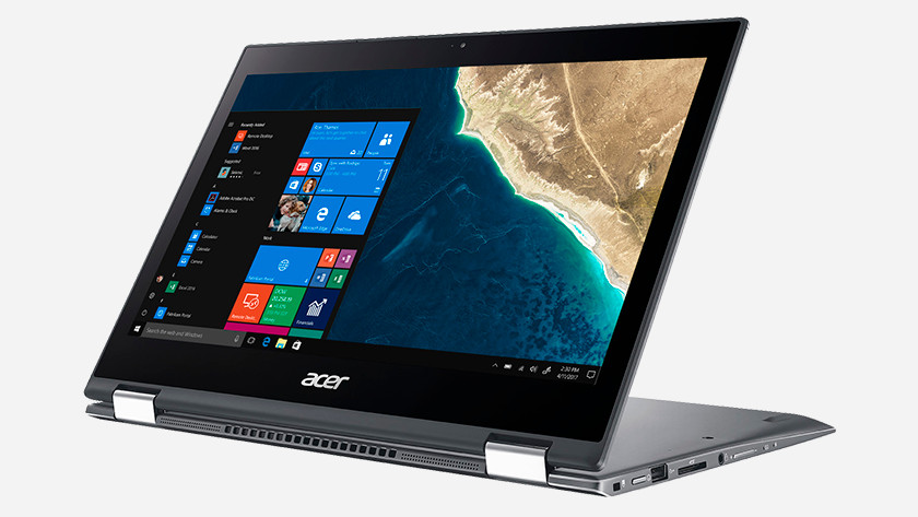 2 in 1 laptop touchscreen toetsenbord