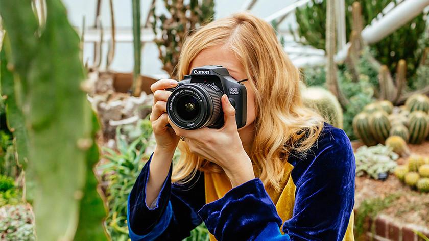 User-friendliness Canon