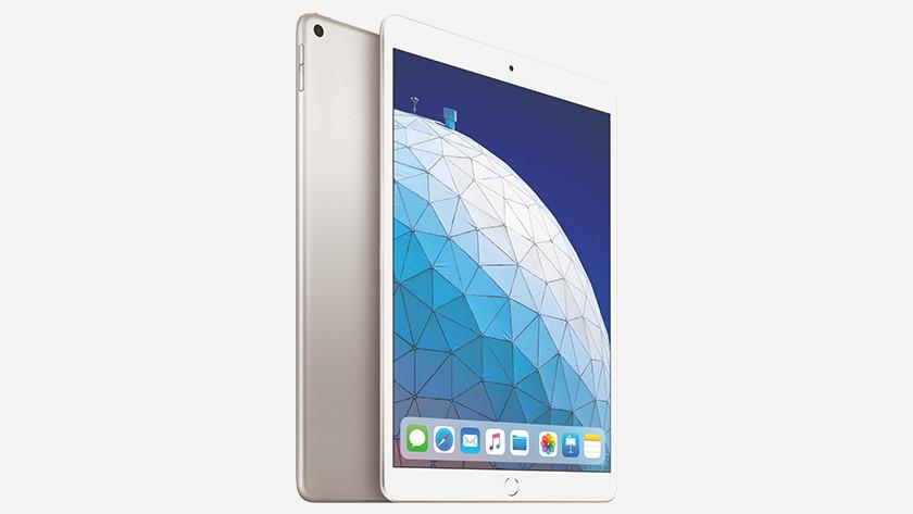 Zijkant Apple iPad (2019)