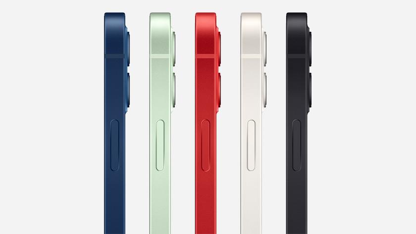 Kleuren iPhone 12